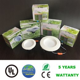 Wholesale 8W W UL cUL led downlight dimmable for U S and Canada market U S stock led down light