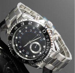 Wholesale new automatic date men s and women s fashion luxury products steel band quartz crystal clock quartz watch men women watch
