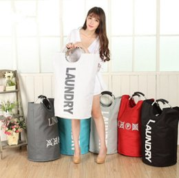 Fashion receive dust receive bag Multi-function dirty clothes store content folding laundry basket factory direct sale