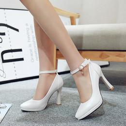 Promotion chaussures habillées pour les femmes prix Grossiste prix d'usine de livraison gratuite PU nouveau style pointé pointes sexy talon haut chaussures robe de femme 192