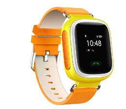 Descuento dispositivo de niño perdido 2017 Reloj seguro más nuevo del cabrito GPS seguro Reloj SOS Buscador de la localización de la localización Dispositivo del localizador del dispositivo Cabrito de los cabritos Seguro Anti perdido Monitor A3