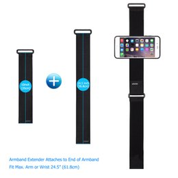 Wholesale TFY Open Face Sport Armband Holder with Case Cover for iPhone Plus Open Face Design Direct Access to Touch Screen Controls