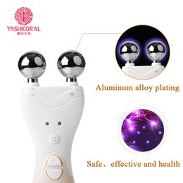 Wholesale Facial Lift Machine Facial Beauty Tool Machine Facial Massager Treatment Skin Firming Face Ion Beauty Device Ems Face Fitness Machine