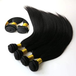 Brazlian Virgin Hair Straight 3Pcs Lots 100% Peruvian Straight Hair Human Hair Extensions Bundles