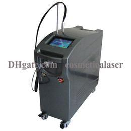 Hair removal and spider vein removal machine ND Yag Long Pulse Laser