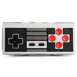 8Bitdo NES30 Contrôleur de jeu sans fil Bluetooth Dual Classic Joystick Gamepad pour iOS Android Gamepad PC Mac Linux Jeux vidéo à partir de jeux vidéo classiques fournisseurs