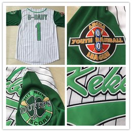 Wholesale Jarius G Baby Evans Kekambas Baseball Jersey Includes Archa Patch Mens Cheap Baseball Jersey Name Number Are Stitched And Embroidery Logos