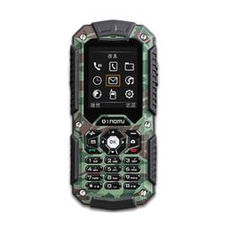 Wholesale NOMU LM128C téléphone original de marque chinoise IP67 téléphone portable G sim carte téléphone extérieur anti choc anti poussière anti eau