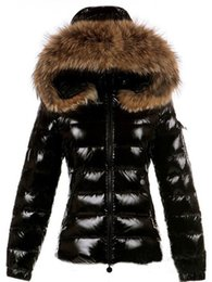 2017 manteau d'hiver col de fourrure véritable 2015 Brand New Chaussures à l'oie GOOD Big Real Fur Collar down parkas Femmes Manteau d'hiver bonne qualité peu coûteux manteau d'hiver col de fourrure véritable