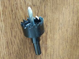 Wholesale HSS Carbide Tip Drills Bit Hole Saw Set Stainless Steel Metal mm Cutter Heavy Duty