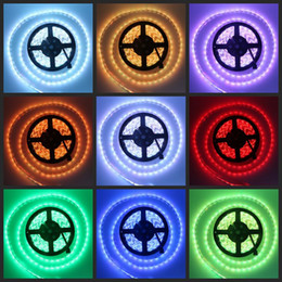 Cheap new RGB LED Light Strip 5M Flexible 16ft 5050 SMD 300 LEDs WATERPROOF DC 12V CE ROSH