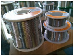 Wholesale DHL manufacturers directly supply solder wire on the tin speed fast high quality bright spot saturation