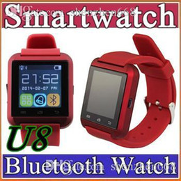 2018 DHL free shipping 2016 Factory wholesale cheap U8 smartwatch DZ09 GT08 A1 Bluetooth Smart Wrist for Android Samsung Watch Phone A-BS