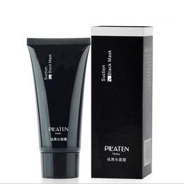 96pcs lot Pilaten Pore Deep Cleansing Blackheads Mineral Mask Blackhead remover mask cream