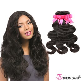 Virgin Hair Weaves Brazilian Hair Bundles Body Wave Human Hair Extensions Natural Black 3 Bundles 300g