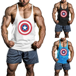 Ingeniería mayorista online-Wholesale- body engineers Hombres Fitness Individuales Bodybuilding Stringer Muscle Vest gymshark chaleco sportwear canotta bodybuilding miedo de dios
