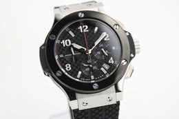 Wholesale Hot Sale AAA supplier store Luxury Brand watches men big bang rubber band watch quartz sports chronograph Watch Mens Watches