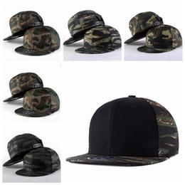 2017 sombreros de camuflaje Unisex Camouflage Gorras de béisbol Sun Visor Mujeres Hombres Ejército Militar Sombrero Deportivo Casquillo Casual Street Ball Gorras PPA743 sombreros de camuflaje oferta