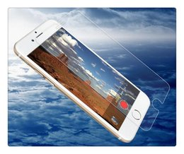 For iphone 6 Premium Real Tempered Glass Film Screen Protector for iPhone 4S 5S 5C