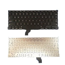 "Replacement Keyboard without Backlit for MacBook Pro A1502 13"" 2013-2015 Retina series Black US Layout Compatible ME864 ME865 ME866"