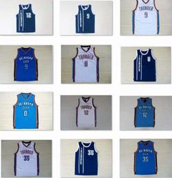 Wholesale New Basketball T shirt Men s Sleeveless Oklahoma Horses Summer Sweat Shampoo Glove Outdoors Breathable Professional Basketball Wear
