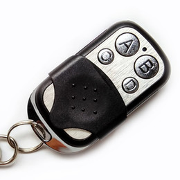 Wholesale Portable mhz Garage Door Remote Control Presentation Universal Car Gate Cloning Rolling Code Remote Duplicator Opener Key Fob