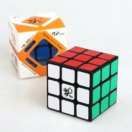 2017 dayan juguete DaYan cubo de velocidad 3x3x3 cubo rompecabezas mágico cubo Puzzle Twisty rompecabezas niños educativos dayan juguete en venta