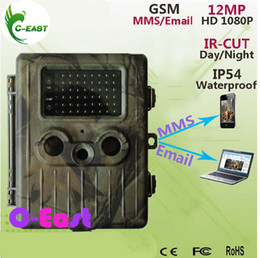 """La caza cámara de exploración gsm en Línea-Cámara del rastro de la caza de la venta al por mayor-1080P 2.5 """"TFT Cámara de exploración de Digitaces del control del G / M SMS FTP SMS 940nm IR 25M"""