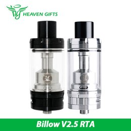 Acheter en ligne Billow v2-Ehpro Billow RTA Atomizer V2.5 Version mise à jour de Billow V2 6ml Ehpro Billow RTA Tank 100% Original
