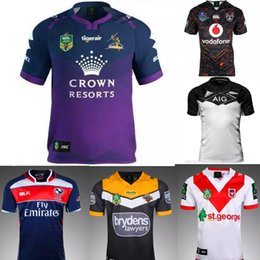 Wholesale The NRL National Rugby economic USA United States Rugby jersey navy blue Scottish wild New Zealand Rugby shirt