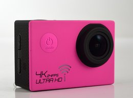 Wholesale SJ8000 Action Camera Novatek K P FPS MP quot D Sports Camer underwater M waterproof