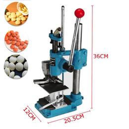 Wholesale TDP Push Type Hand punch tablet press machine laboratory medicine herbal powders tableting machine pill stamping machine Pill Maker