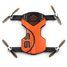 2016 4k caméra drone Genuine Wingsland S6 RC Camera Drone Pocket Drone Selfie avec 4k UHD Camera Suivez-moi RC Quadcopter promotion 4k caméra drone