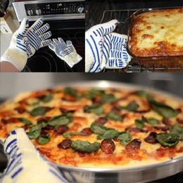 Ove Glove Microwave oven Glove Heat Resistant Cooking Heat Proof Oven Mitt Glove Hot Surface Handler