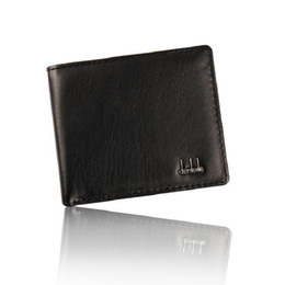Wholesale 2016 Vintage PU Mens Wallets Bifold Brown Black PU Leather Mens Wallet instock for men Cool
