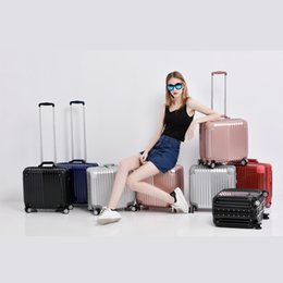 Promotion valise valise valise New 17
