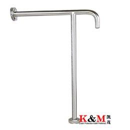 OEM ODM T-type Stainless Steel Handicap Bar Handicap Toilet Rails Handicap Rail For Toilet For Disalbled