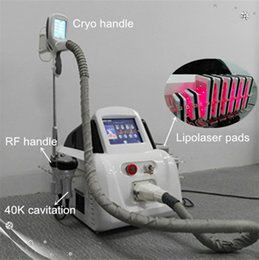 Wholesale i lipo machine burning laser home fat removal machine massager for cellulite coolsculpting machine cool shaping paypal