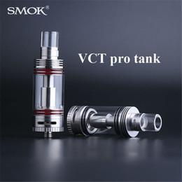 La electrónica de apv en Línea-Venta al por mayor de cigarrillos electrónicos atomizador SMOK VCT pro tanque de la caja de modificador atomizador E Cigarrillo vaporizador E Hookah tanque Vape Mod tanque X1011