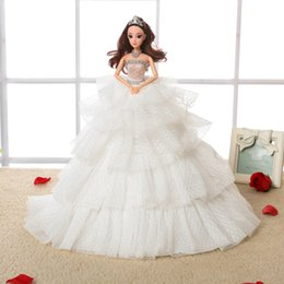 Wedding Doll Variety of styles 3D doll Skirt