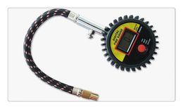Wholesale HOT UNIT YD Accurate Auto Car Tire Pressure Gauge Meter Automobile Tyre Air Pressure gauge Dial Meter Vehicle Tester