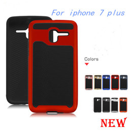 Wholesale For ZTE Grand X4 Z956 Armor Hybrid case For LG LV3 MS210 For HTC desire Shockproof Impact Wave Lars Mars cover