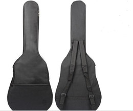 "Free shipping 40"" Guitar case side zipper Guitar Soft Case Gig Bag Backpack Hot Selling"