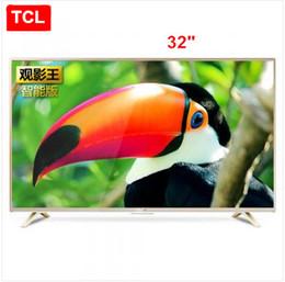 Promotion tv lcd 55 TCL 32 pouces visionnement roi intelligent Huit nucléaire androïde intelligente LED TV LCD HD TV Livraison gratuite