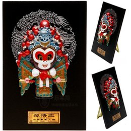 Peking Opera Chinese ornaments gifts gift China abroad wind characteristics of foreigners features crafts Figurine