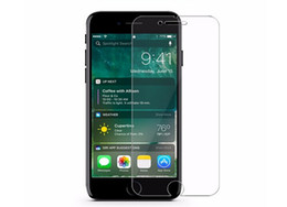 For Iphone 6 6s 7 plusTempered Glass Screen Protectors Shatter Screen Protector Film In box