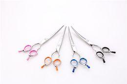 Outil de coupe incurvée à vendre-Outils de coiffage Ciseaux à cheveux 6,5 pouces Cirage à ciseaux Ciseaux à ciseaux Ciseaux à ciseaux à ciseaux