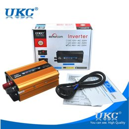 Wholesale UKC Watt Grid tie inverter V To V high efficiency For V Battery Adjustable Power Output perfect for vehicle use