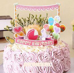 Cake insert