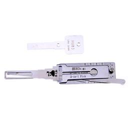 lishi lock pick auto tools HU83 v.3 lock pick and decoder car key decoder locksmith tool for Peugeot 307 BK197